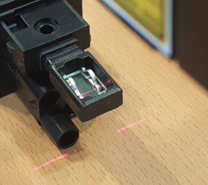 3D profil szkennelés